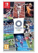 Olympic Games Tokyo 2020: The Official Video Game - SWITCH