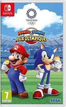 Mario & Sonic aux Jeux Olympiques de Tokyo 2020 - SWITCH
