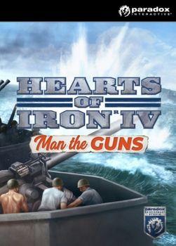 Hearts of Iron IV : Man the Guns - PC