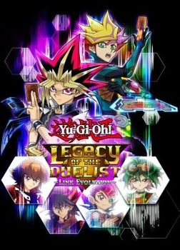 Yu-Gi-Oh! Legacy of the Duelist : Link Evolution - PC