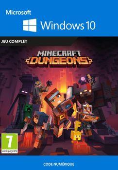 Minecraft : Dungeons - PC