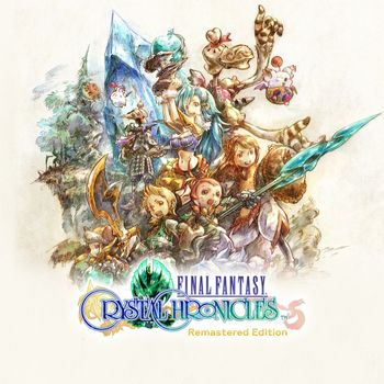 Final Fantasy Crystal Chronicles Remastered - PS4