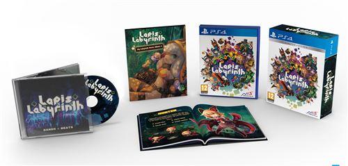 Lapis x Labyrinth - PS4