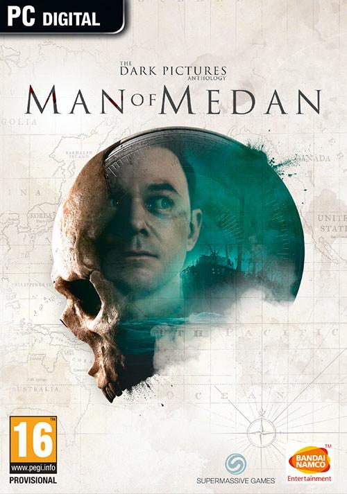 The Dark Pictures Anthology - Man of Medan - PC
