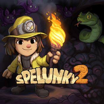 Spelunky 2 - PS4