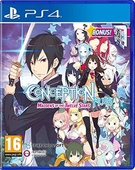 Conception Plus : Maidens of the Twelve Stars - PS4