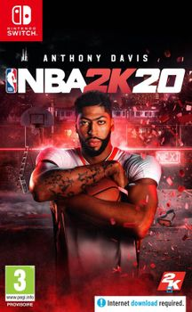 NBA 2K20 - SWITCH