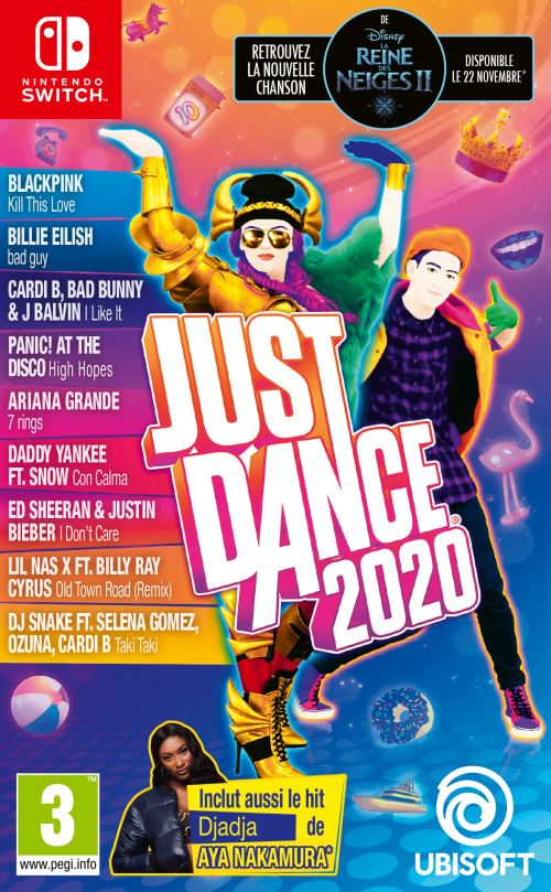Just Dance 2020 - SWITCH
