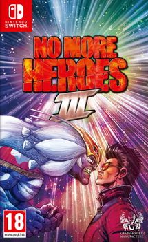 No More Heroes 3 - SWITCH