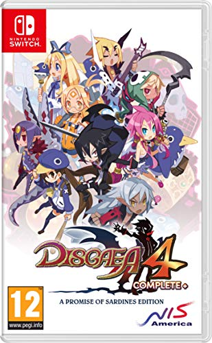 Disgaea 4 Complete+ - SWITCH