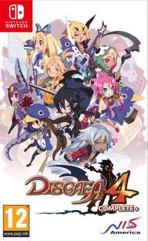 Disgaea 4 Complete+ - SWITCH