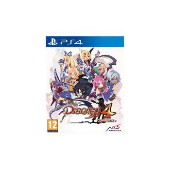Disgaea 4 Complete+ - PS4