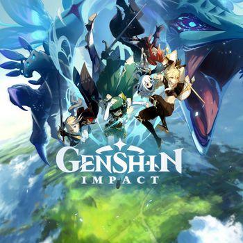 Genshin Impact - PS4
