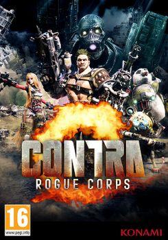 Contra Rogue Corps - PC