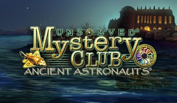 Unsolved Mystery Club Ancient Astronauts Collectors Edition - PC