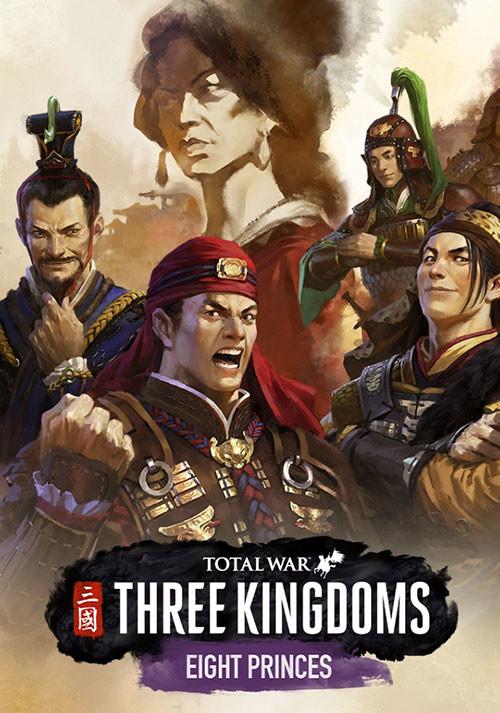 Total War THREE KINGDOMS Eight Princes - PC