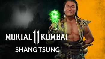 Mortal Kombat 11 Shang Tsung - PC