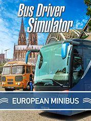 Bus Driver Simulator European Minibus - PC
