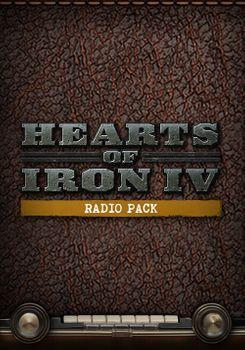 Hearts of Iron IV Radio Pack - PC