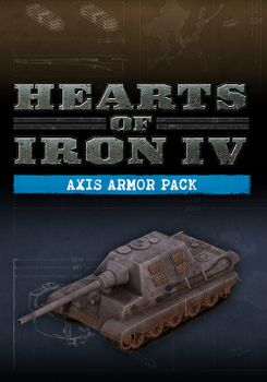 Hearts of Iron IV Axis Armor Pack - PC