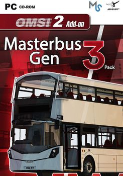 OMSI 2 Add On Masterbus Gen 3 Pack - PC
