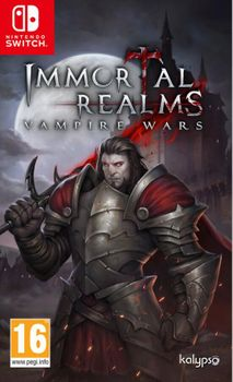 Immortal Realms Vampire Wars - SWITCH