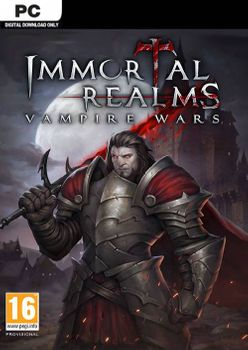 Immortal Realms Vampire Wars - PC