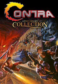 Contra Anniversary Collection - PC