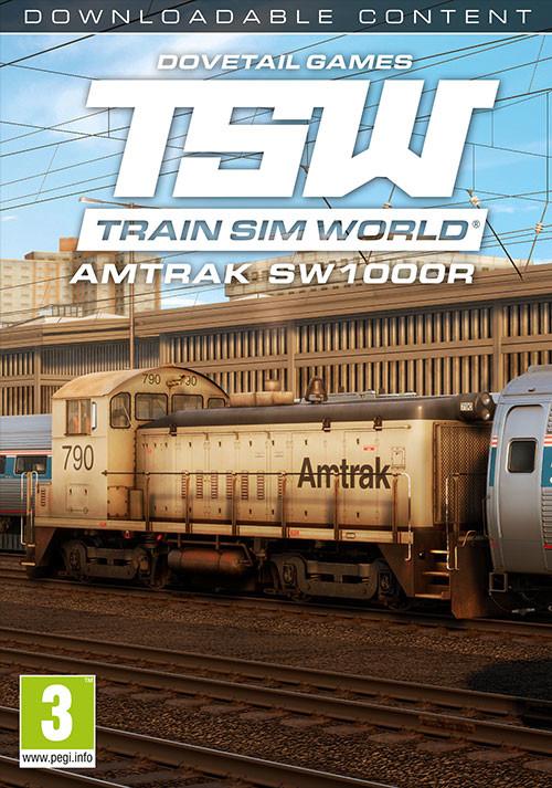 Train Sim World Amtrak SW1000R Loco Add On - PC