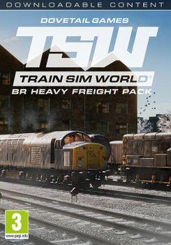 Train Sim World BR Heavy Freight Pack Loco Add On - PC