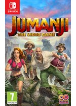 JUMANJI The Video Game - SWITCH