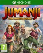 JUMANJI The Video Game - XBOX ONE