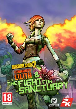 Borderlands 2 Commander Lilith & the Fight for Sanctuary - PC