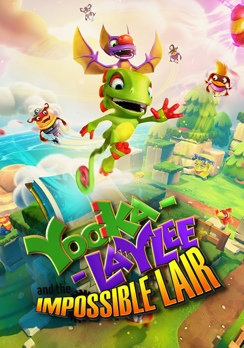 Yooka Laylee and the Impossible Lair - PC