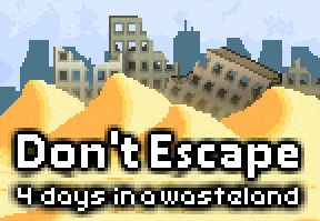 Don't Escape 4 Days to Survive - PC
