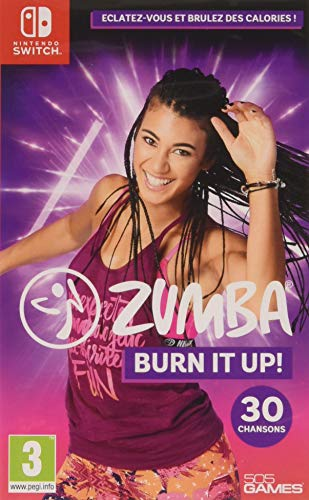 Zumba : Burn it Up ! - SWITCH