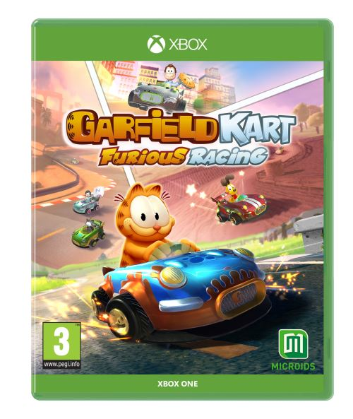 Garfield Kart Furious Racing ! - XBOX ONE