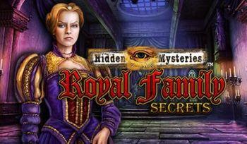 Hidden Mysteries Royal Family Secrets - PC