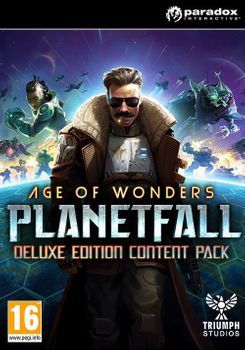 Age of Wonders Planetfall Deluxe Edition Content Pack - PC