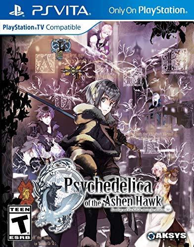 Psychedelica of the Ashen Hawk - PSVITA