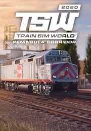Train Sim World Peninsula Corridor San Francisco San Jose Route Add On - PC