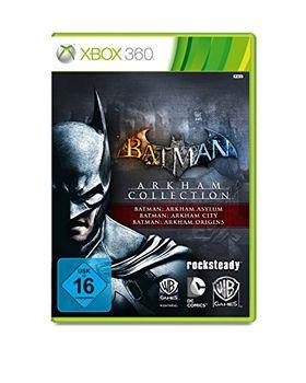 Batman Arkham Collection - XBOX 360