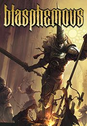 Blasphemous Digital Artbook - PC