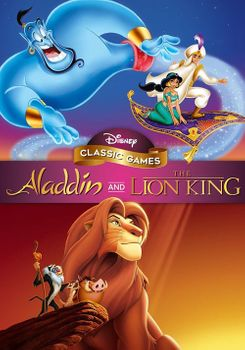 Disney Classic Games : Aladdin and The Lion King - PC