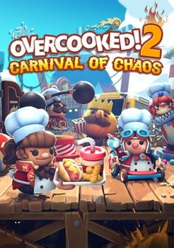 Overcooked 2 Carnival of Chaos - PC
