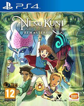 Ni no Kuni - La Vengeance de la Sorcière Céleste - Remastered - PS4