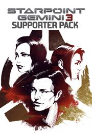 Starpoint Gemini 3 Supporter Pack - PC