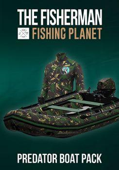 The Fisherman Fishing Planet Predator Boat Pack - PC