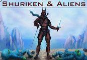 Shuriken and Aliens - PC