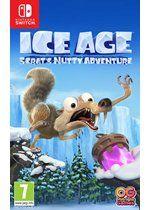 Ice Age Scrat's Nutty Adventure - SWITCH